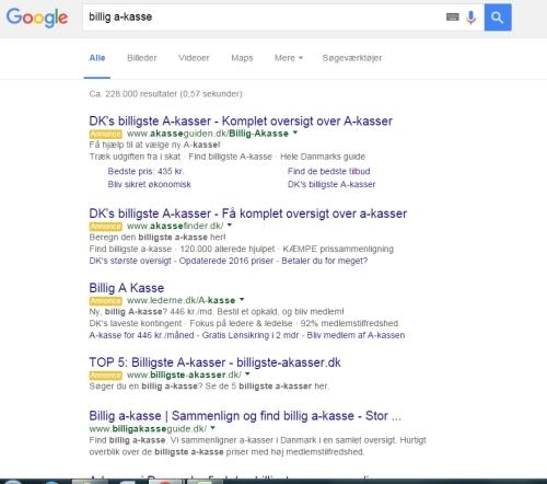 Google Serp med 4-ads 500
